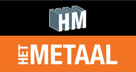 het metaal